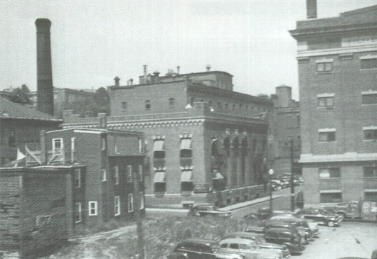 Highland spring brewery bottling and storage buildings for 166 terrace st boston ma