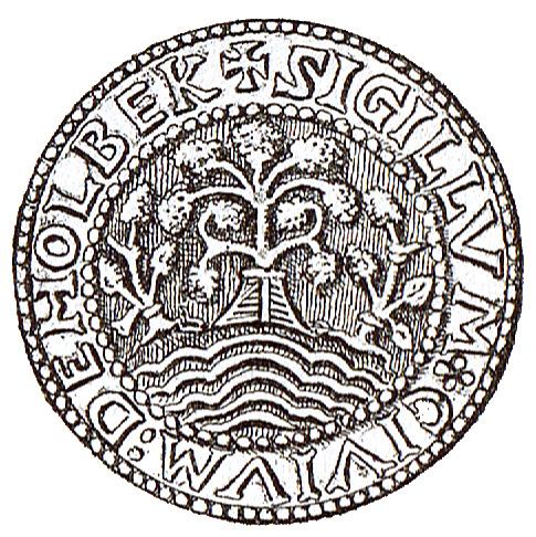 Official seal of Holbæk
