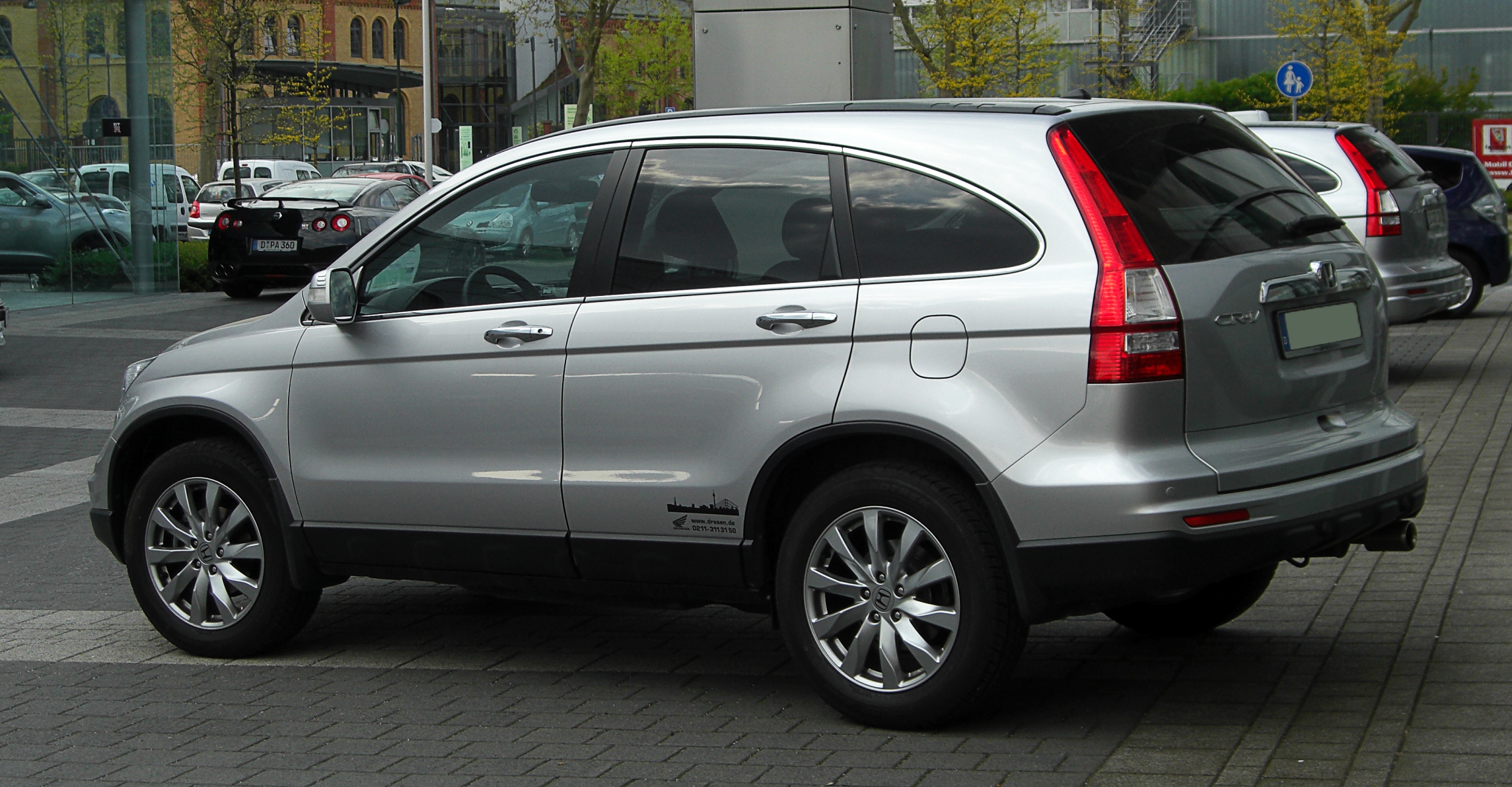 2011 honda cr v autos post for Where is the honda cr v built