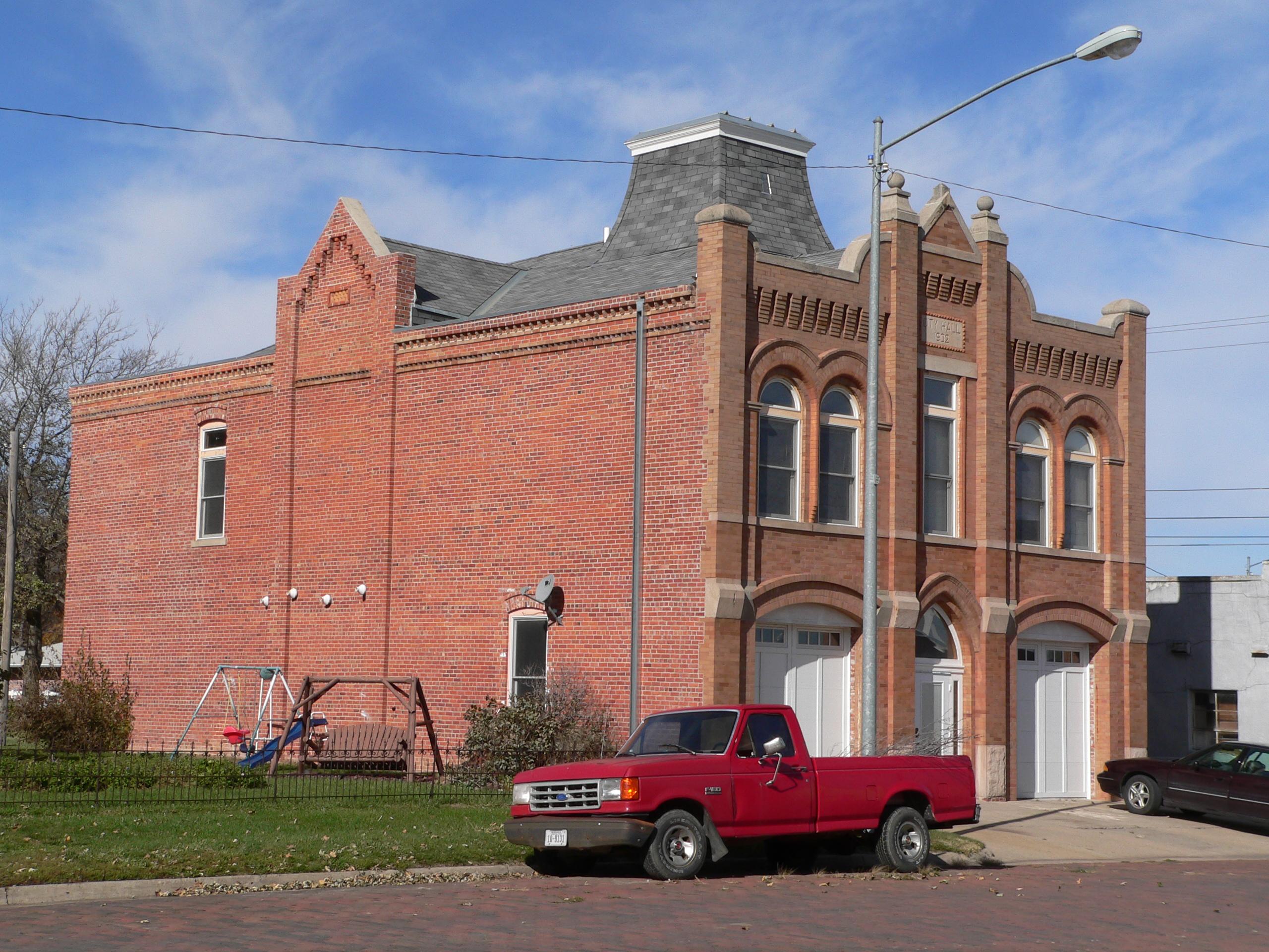 Humphrey City Hall