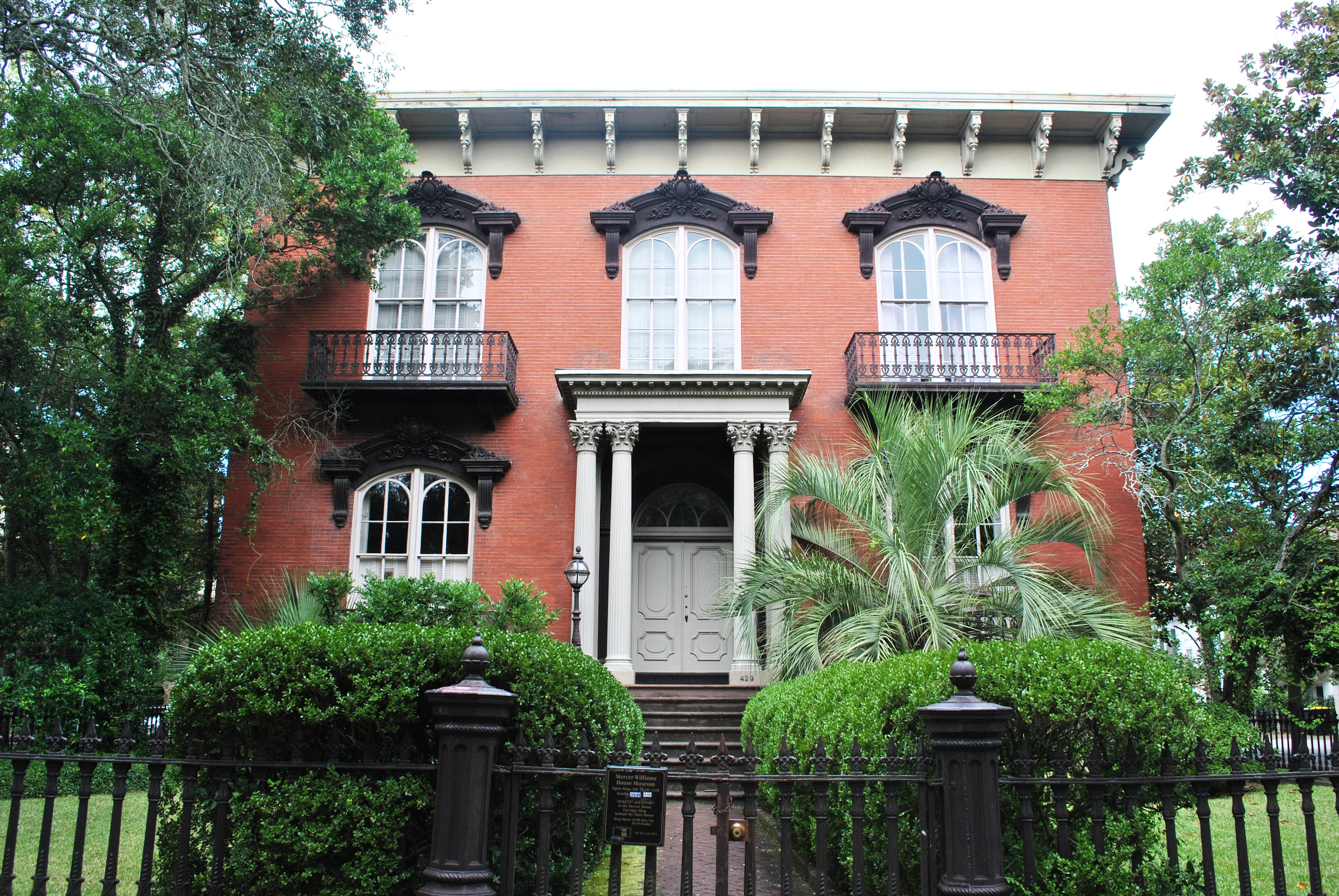 Mercer House (Savannah, Georgia) - Wikipedia