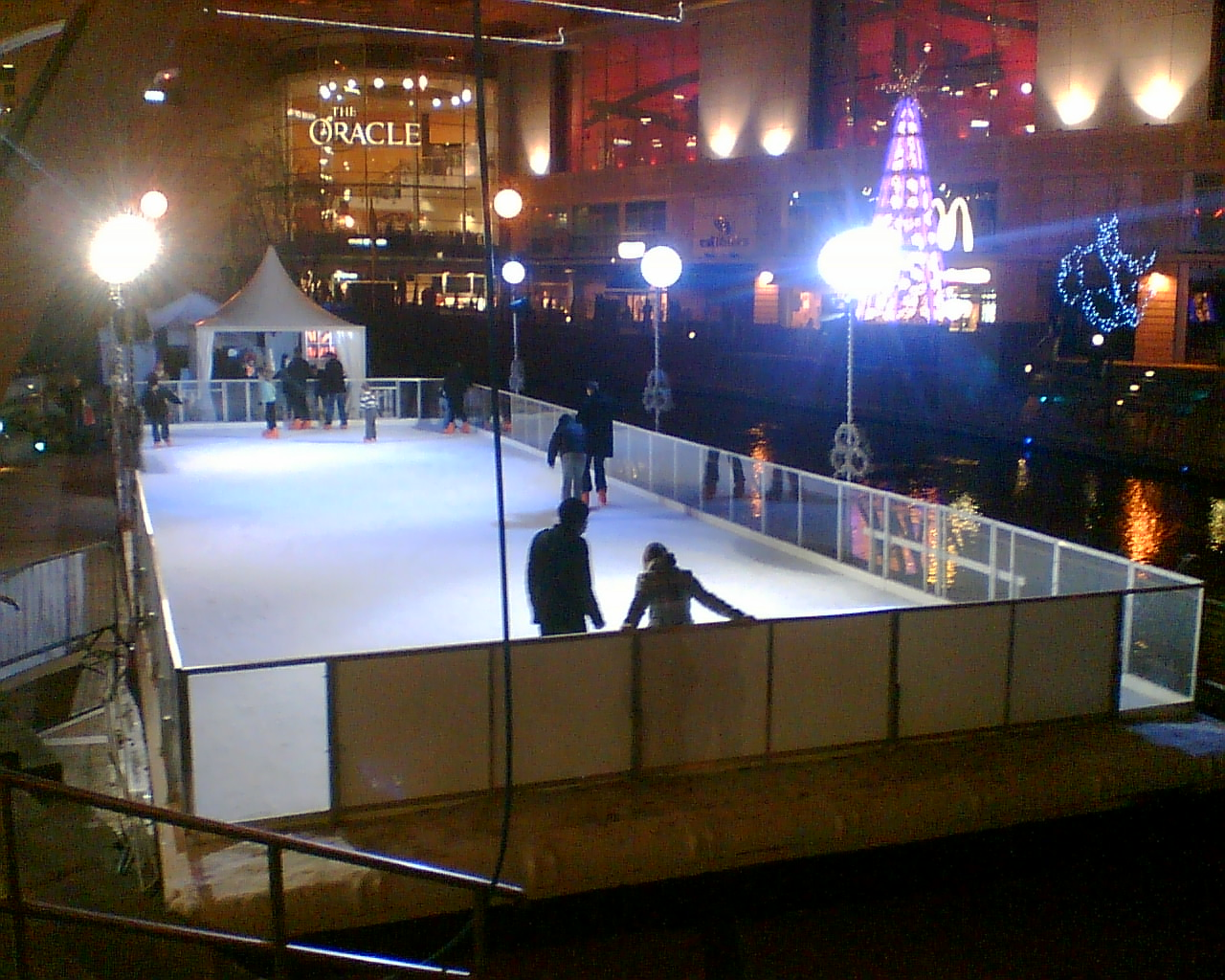 Ice skating reading berkshire