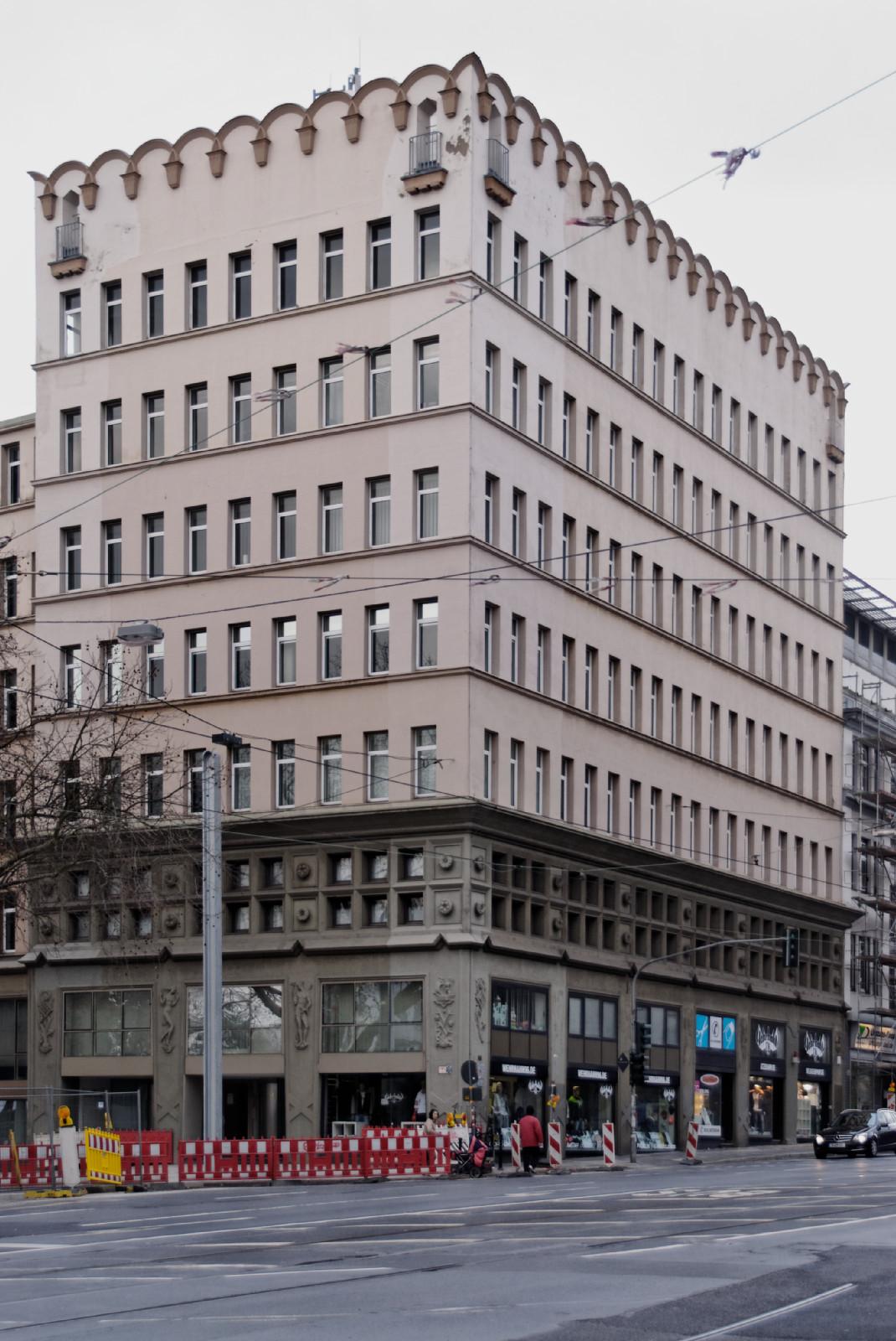 file industriehaus in duesseldorf pempelfort von wikimedia commons. Black Bedroom Furniture Sets. Home Design Ideas