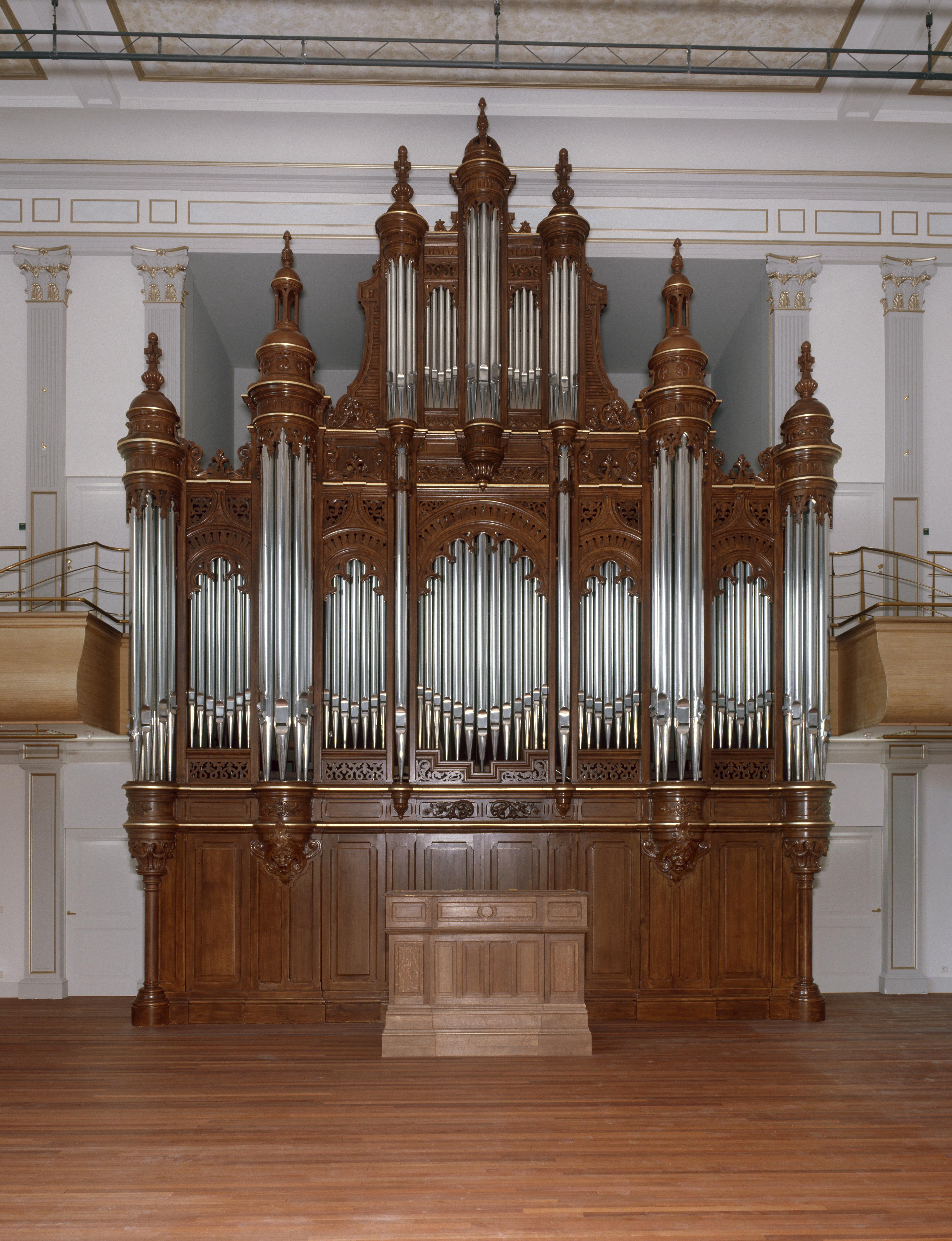 Orgel van de philharmonie haarlem wikipedia for Amsterdam b b centro