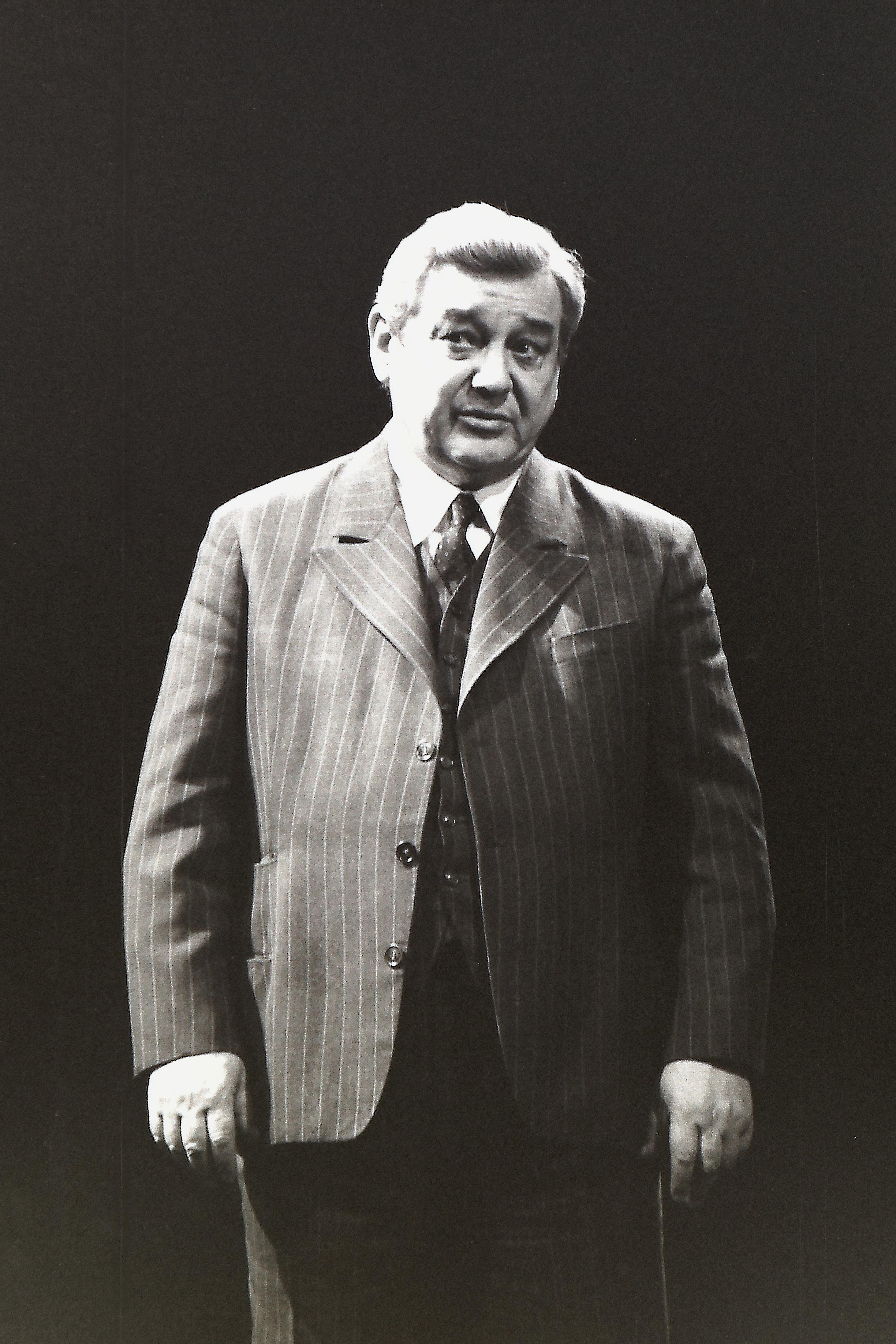 Josef vinklár portrait
