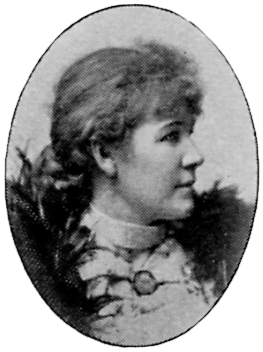 Jenny Nyström-Stoopendaal in 1901