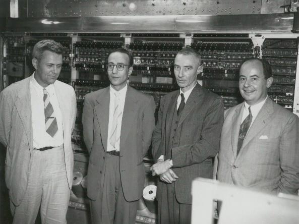 Il gruppo dello IAS
