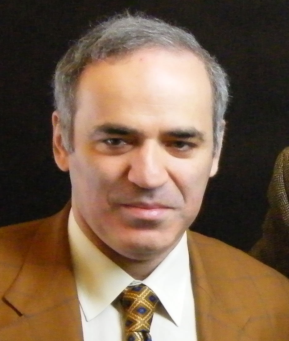 Garri Kasparow Größe