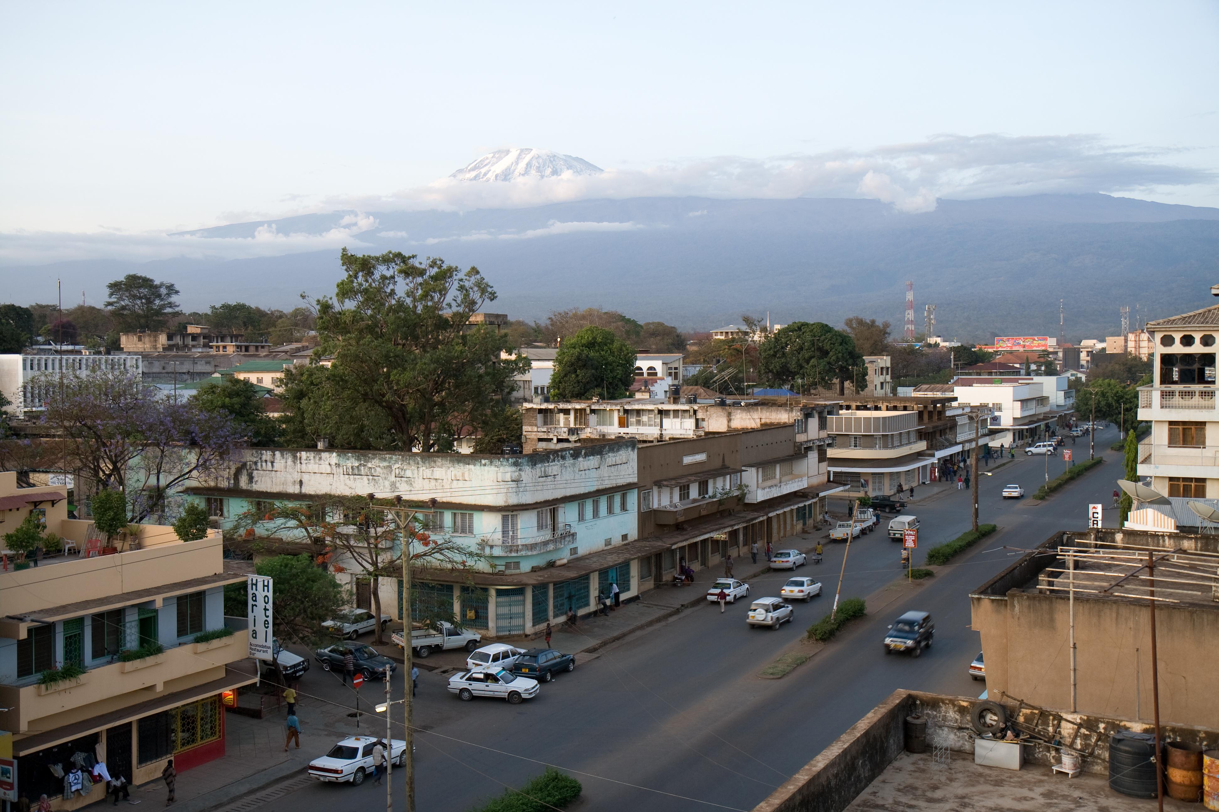 Moshi Tanzania  city images : Description Kilimanjaro Moshi