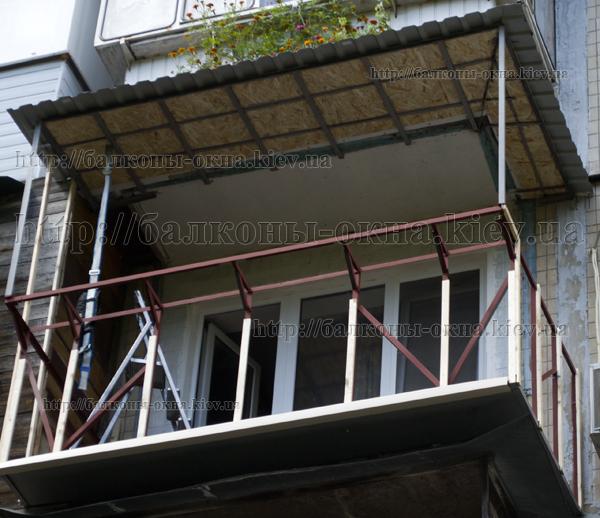 Крыша для вашего балкона :). качественно с гарантией.