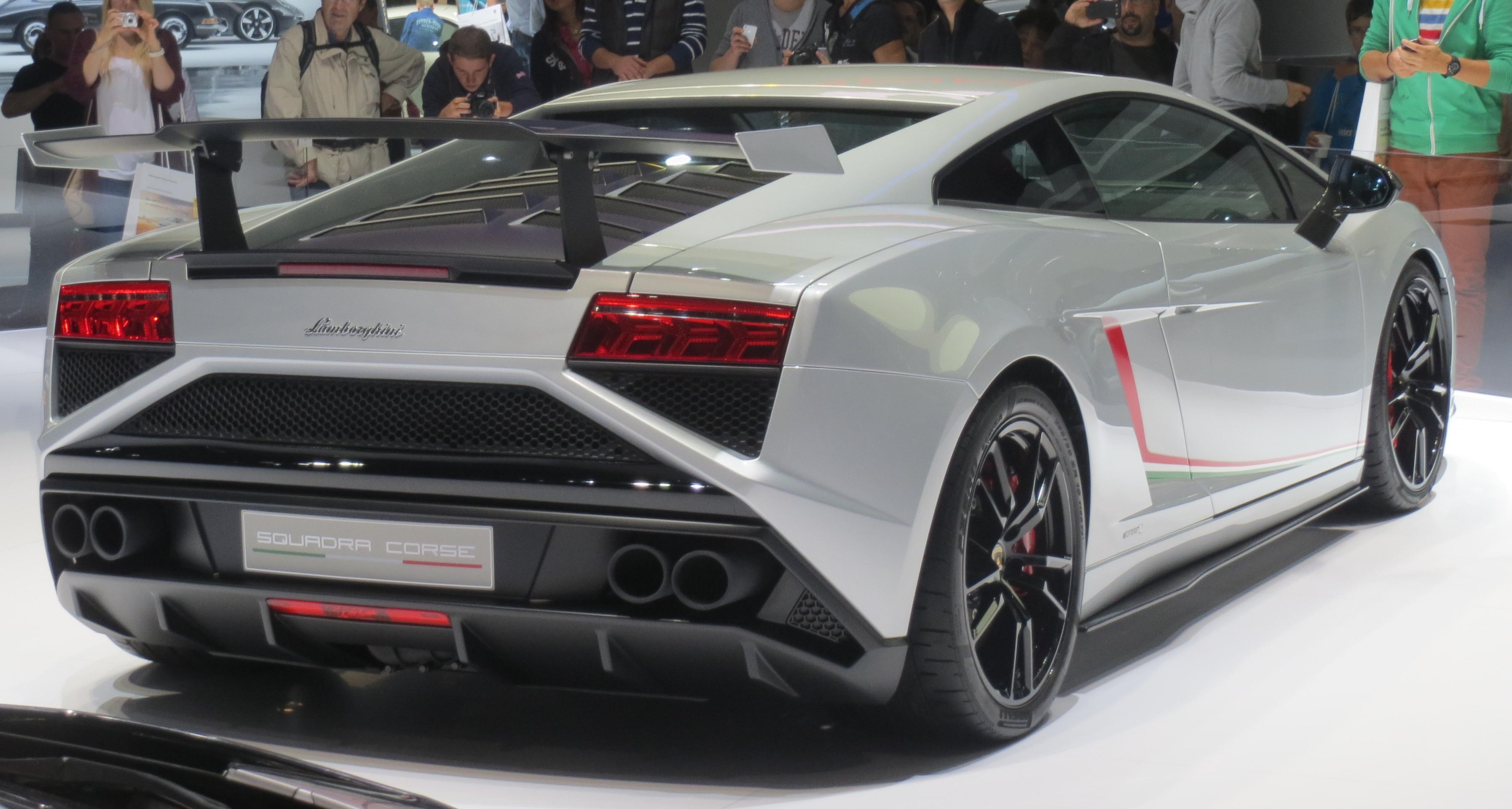Lamborghini Gallardo - Wikipedia
