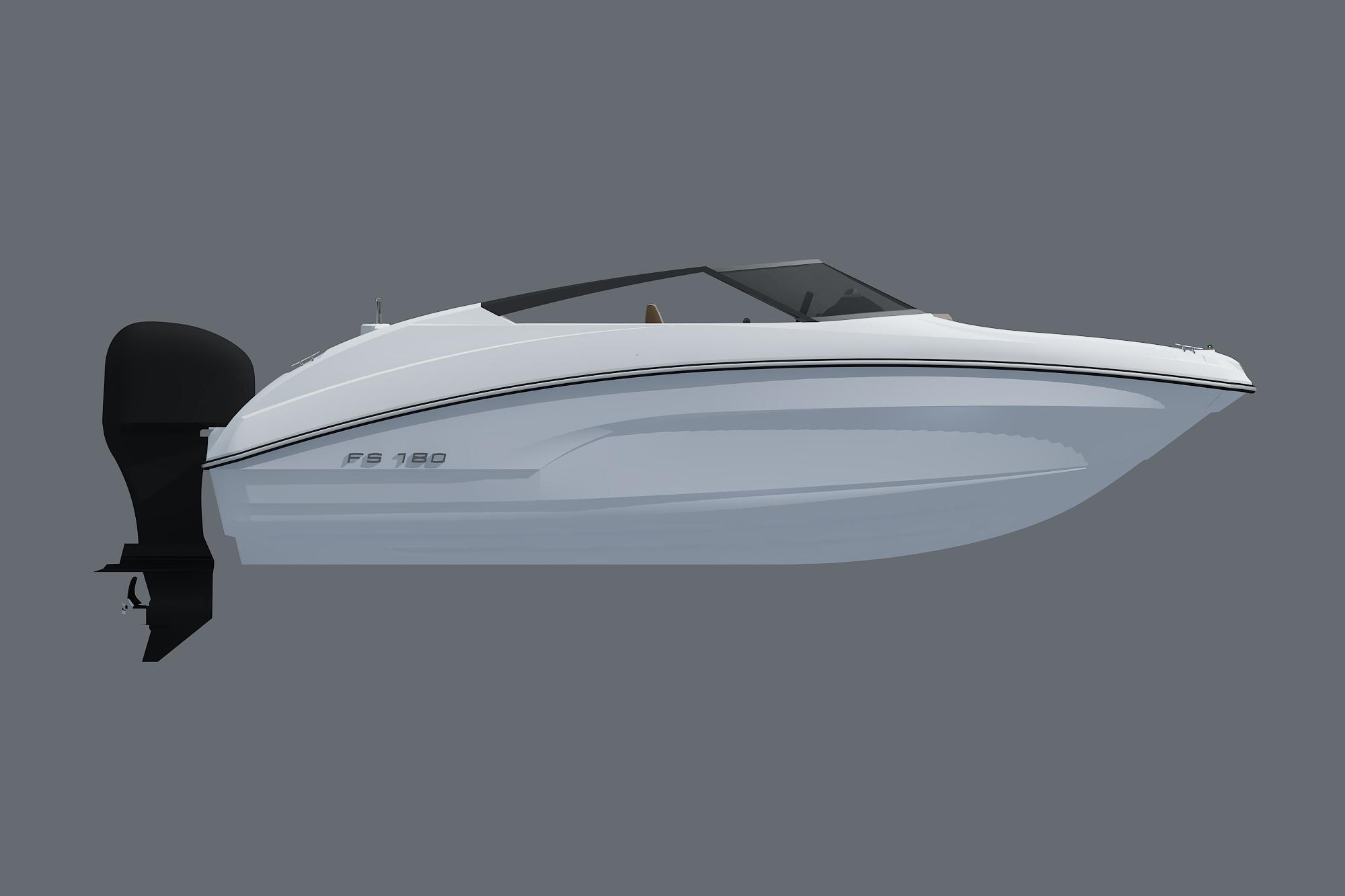 File:Lancha FS Yachts FS 180 branca 3D 2.png - Wikimedia ...