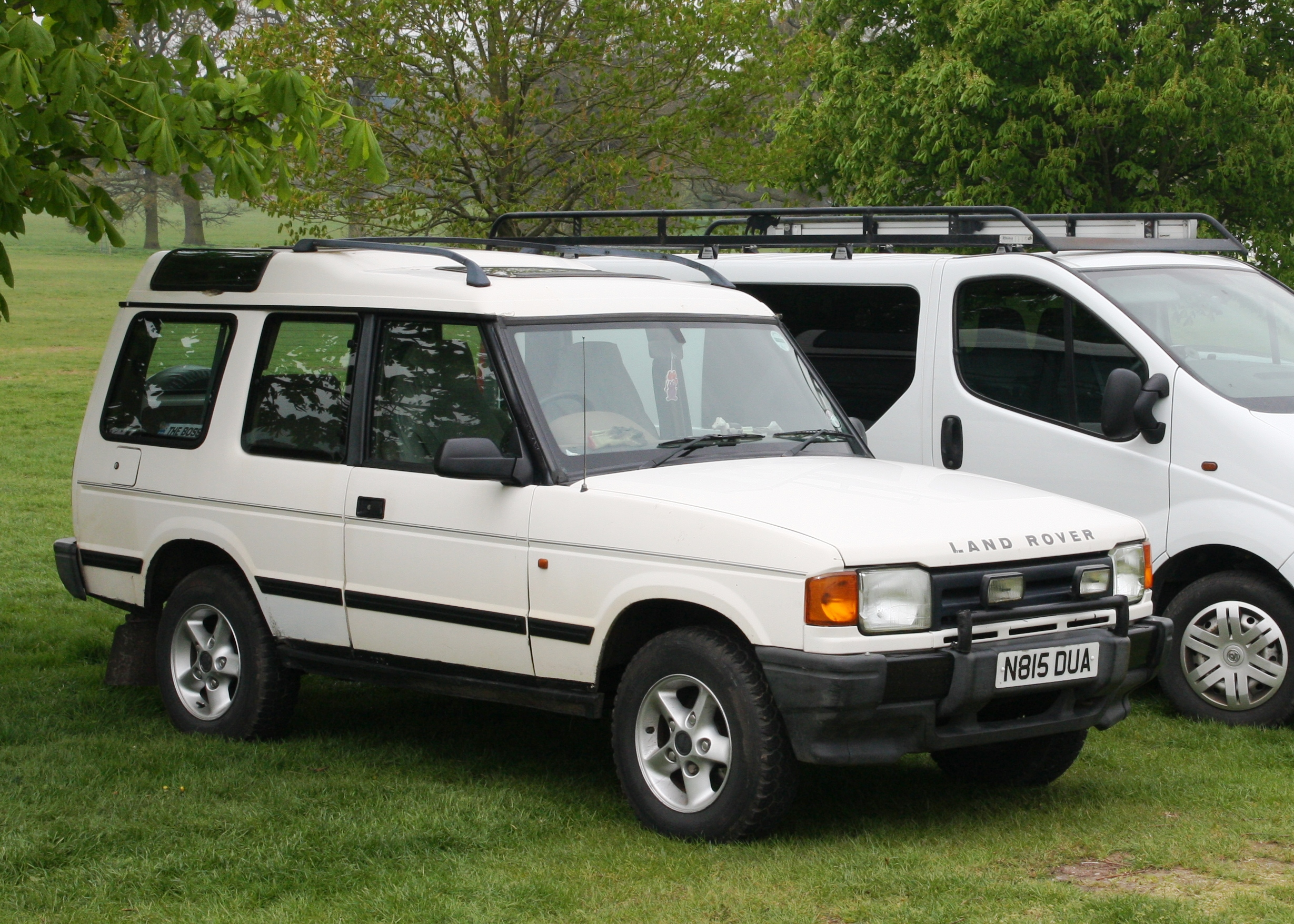 for original land used gh id sale landrover discovery rover be