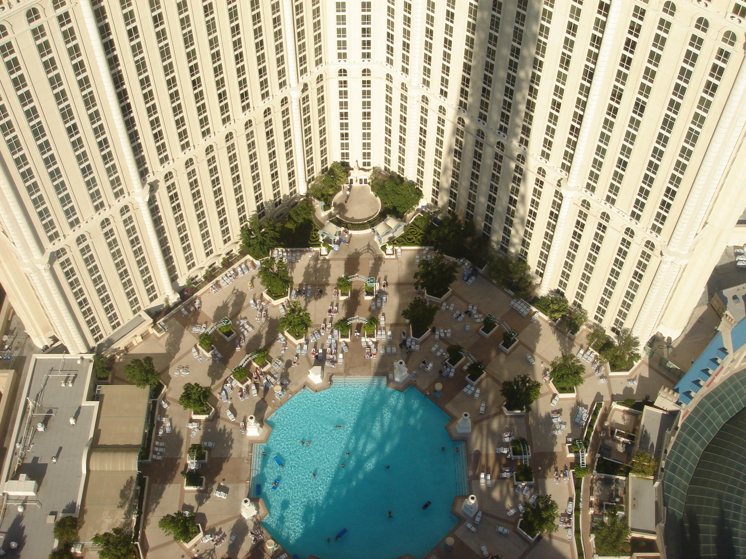 Paris Las Vegas Hotel Room Upgrades