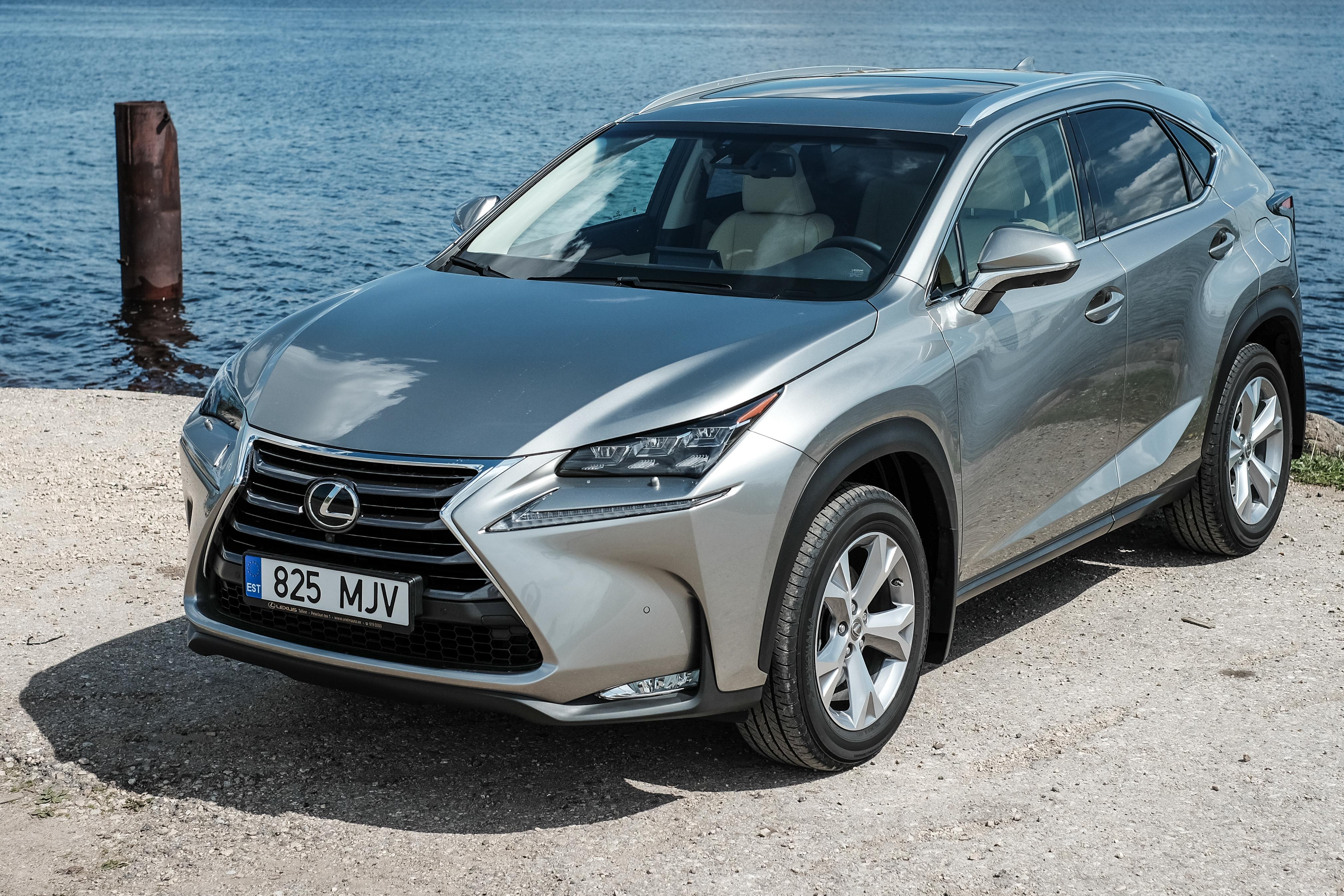 quarter car lexus dynamic reviews top review gear nx front