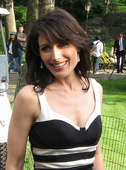 Lisa Edelstein at Fox Upfronts 2007