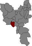 Location of Aiguaviva in استان خرنا.