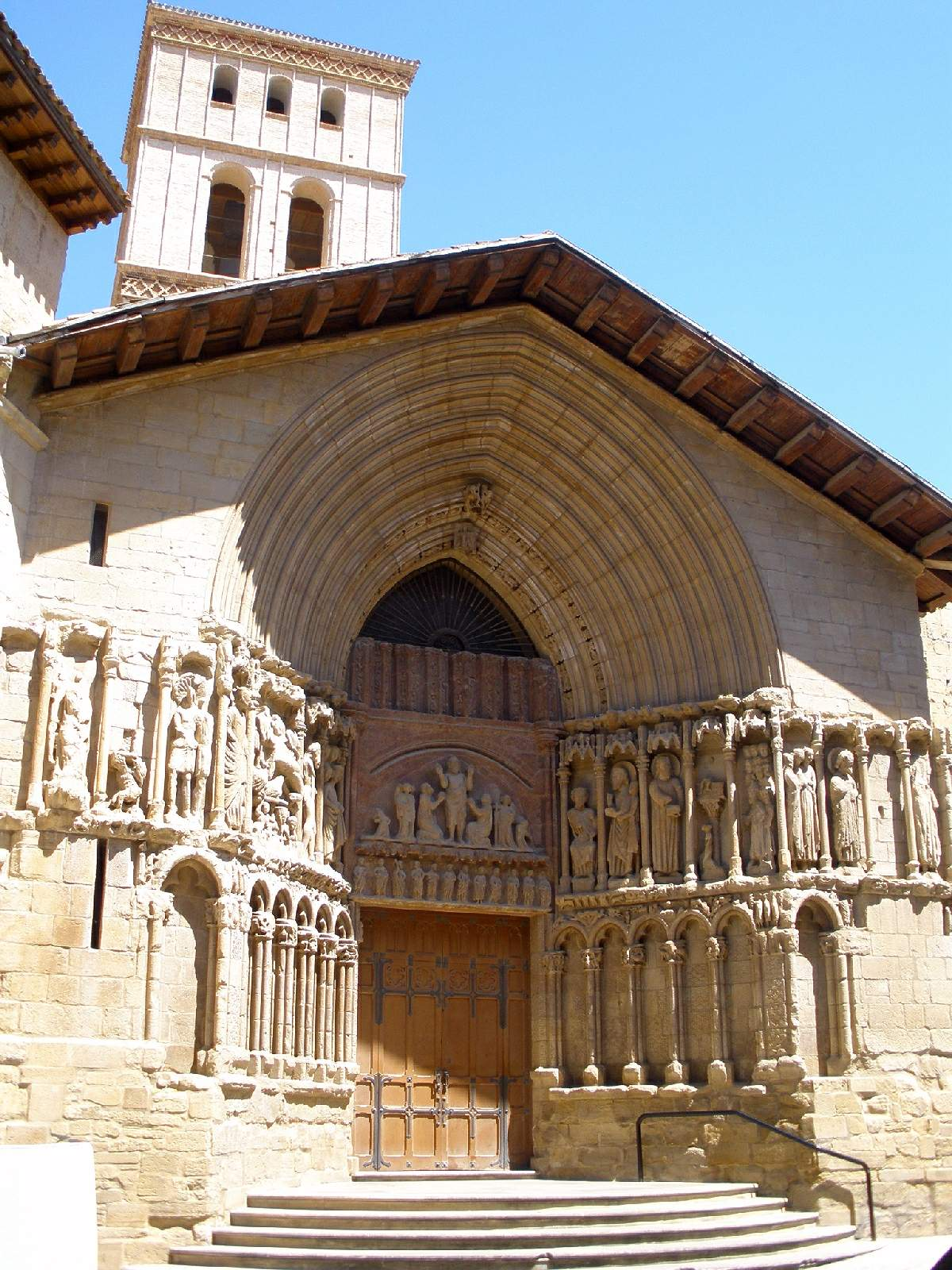 Iglesia de San Bartolomé (Logroño) - Wikipedia, la enciclopedia libre