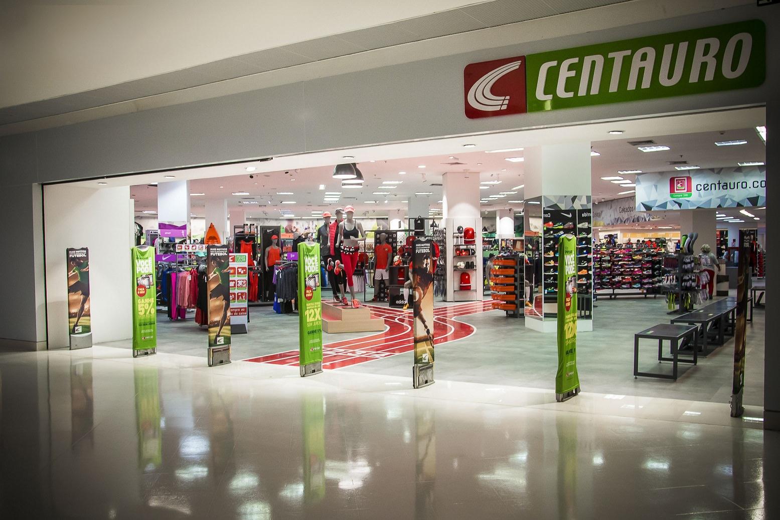Loja Centauro do Shopping Leblon - Rio de Janeiro RJ e7d98d6a45f