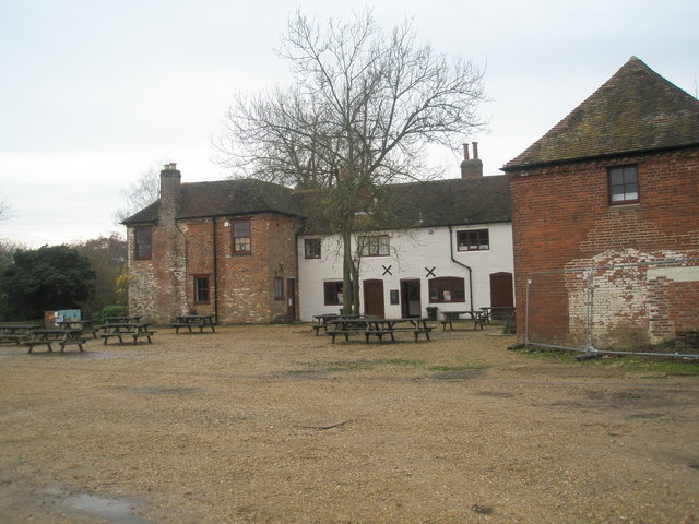 Looking towards the café at Staunton Country Park - geograph.org.uk - 1595029