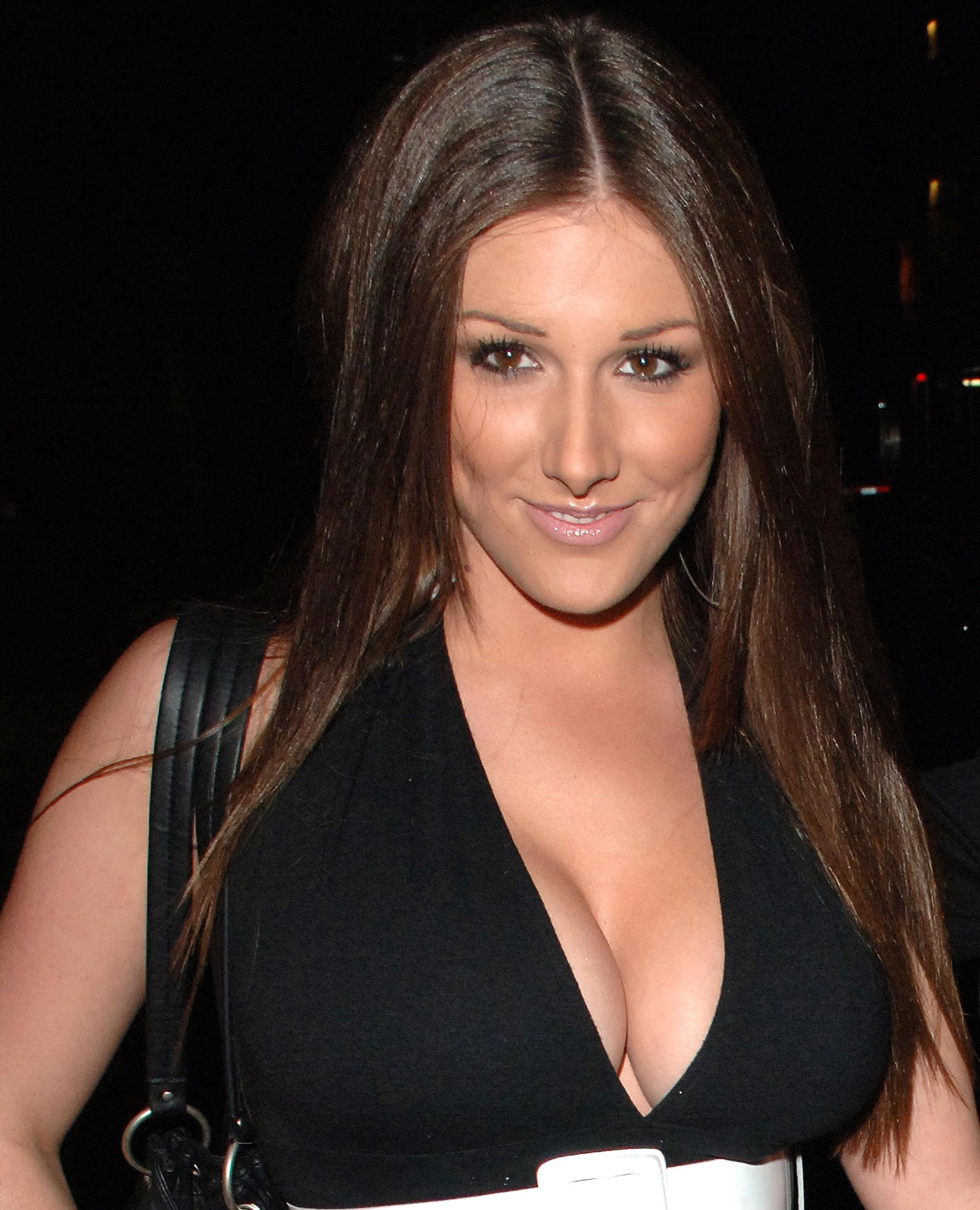 Sideboobs Photos Lucy Pinder naked photo 2017
