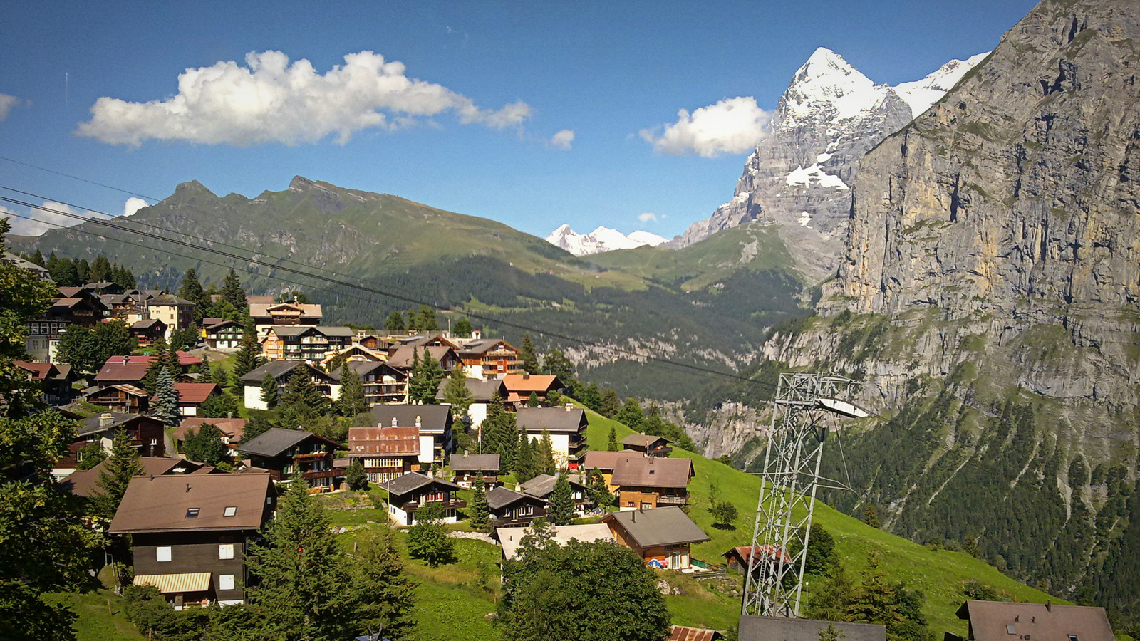 Горнолыжный курорт Мюррен (Mürren), Швейцария - как добраться, расписание, стоимость транспорта из аэропорта до Мюррена, подъемники в Мюррене, фото