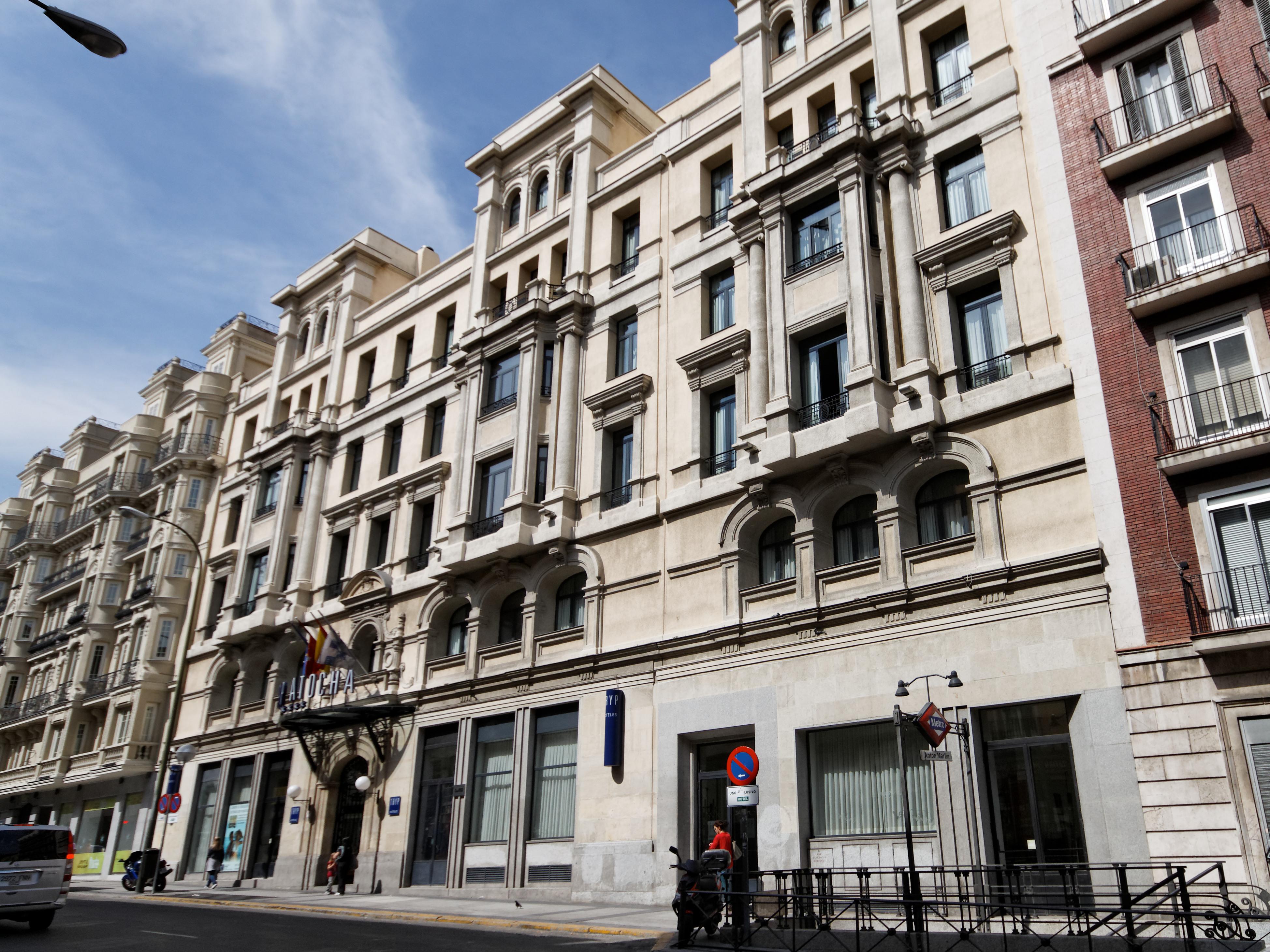 Image Gallery Hotel Atocha Madrid