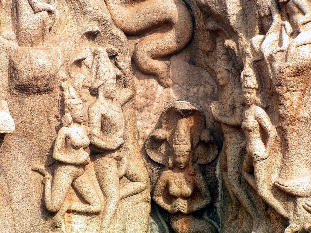File mahabalipuram mamallapuram stone carvings