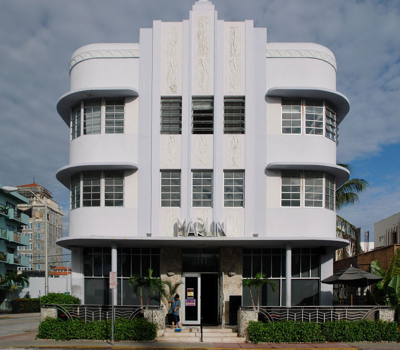 The Marlin Hotel Miami Beach