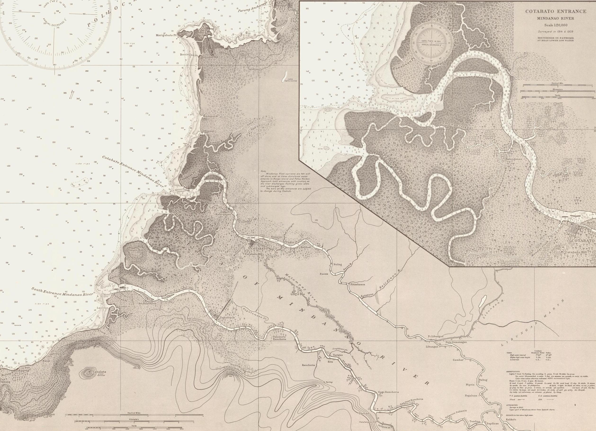 file mindanao river delta jpg wikimedia commons
