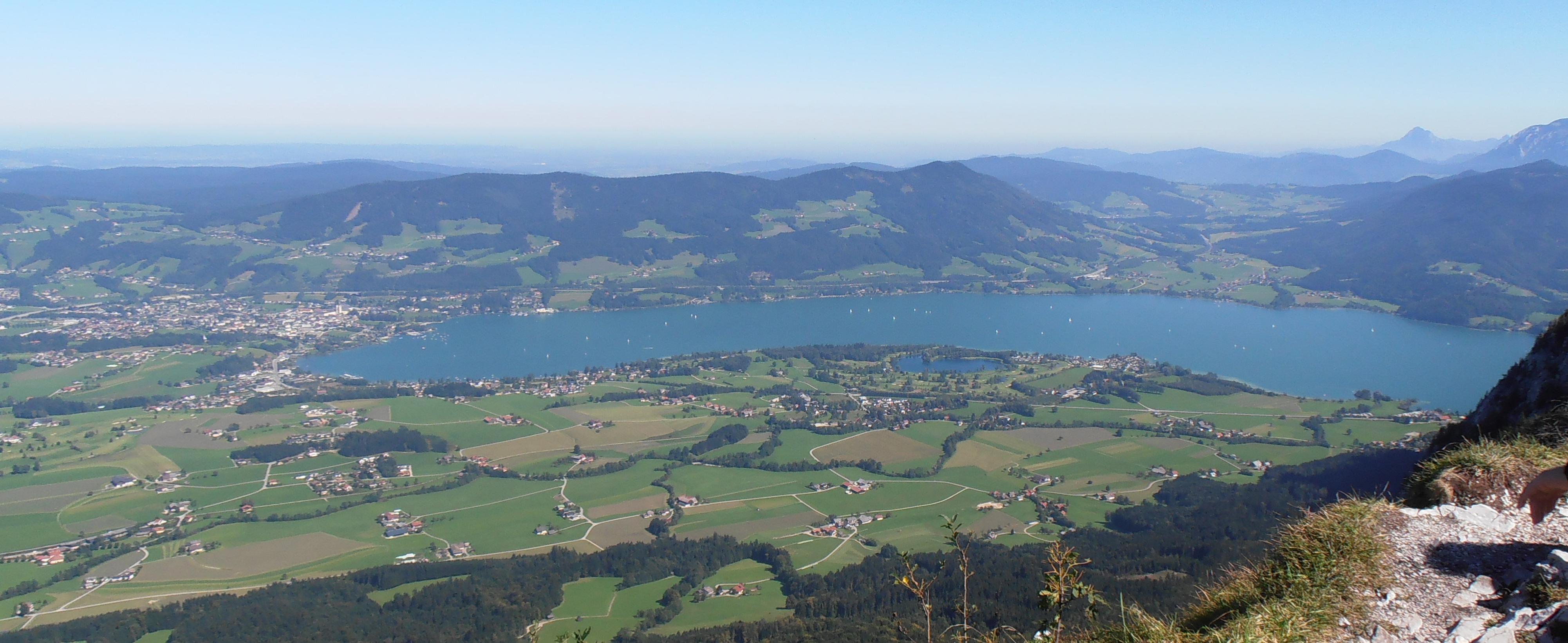 Dreilndergiro & Hochhold on Fire & Mondsee Marathon