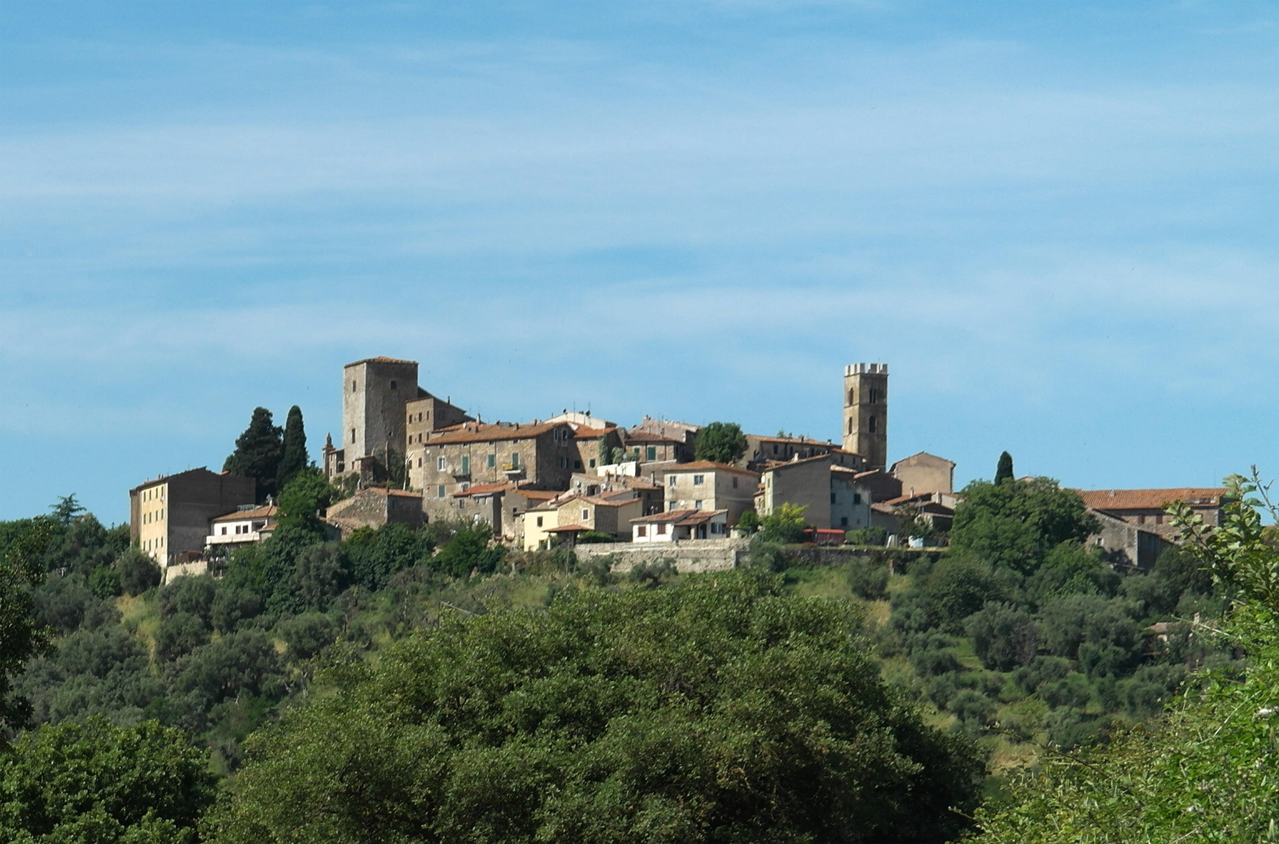 Montemerano, Manciano, Grosseto, Tuscany, Italy - panoramio.jpg