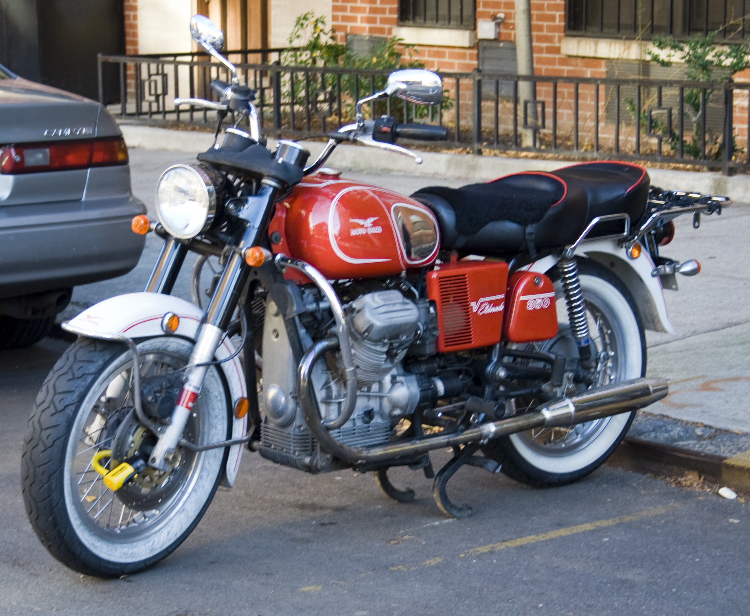 Moto Guzzi Motorcycle Books