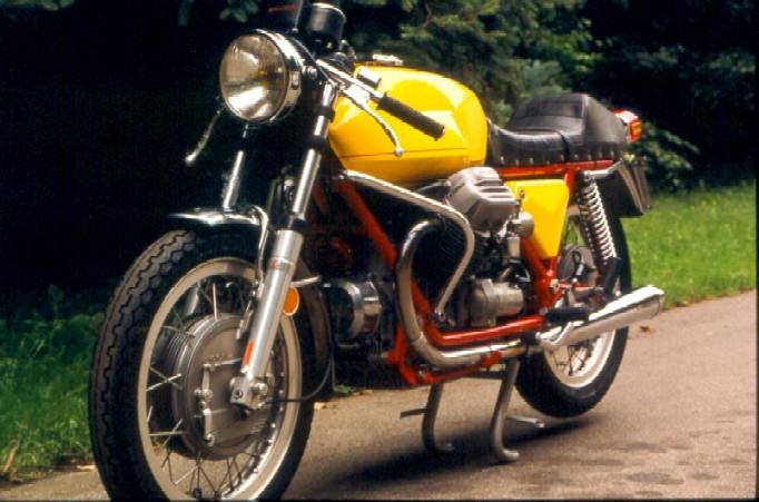 Moto Guzzi V Stone Prepar Ef Bf Bd Caf Ef Bf Bd Racer