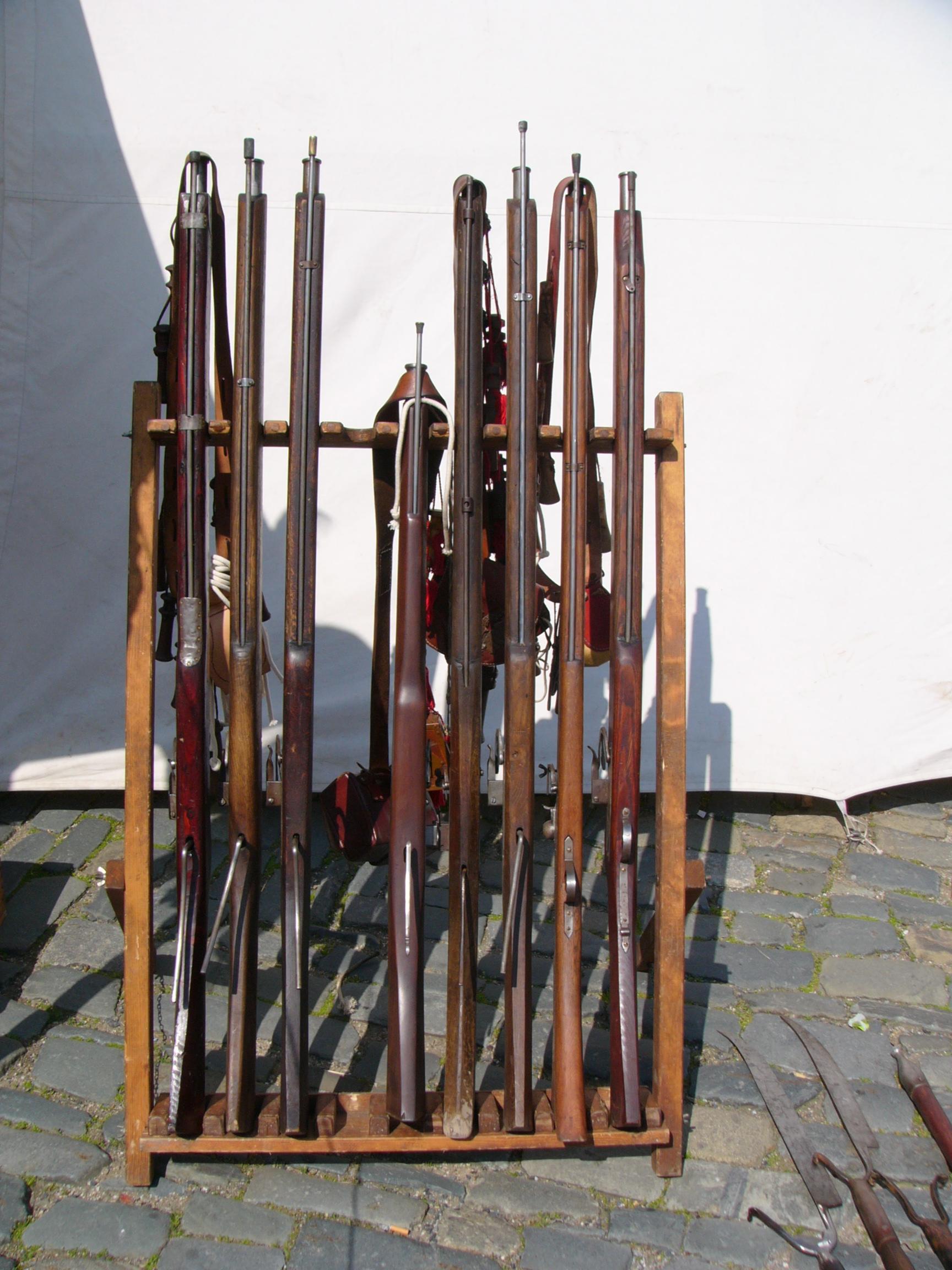 Datazione Remington pistole