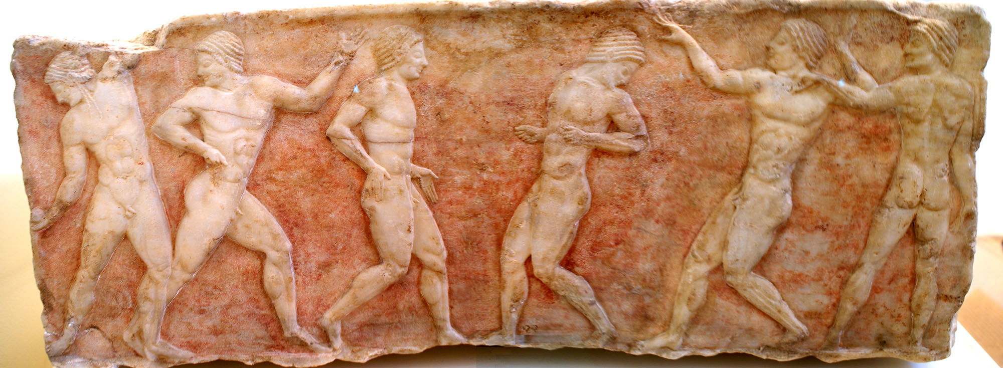 Marble Relief Greek Ball Players Health And Fitness History