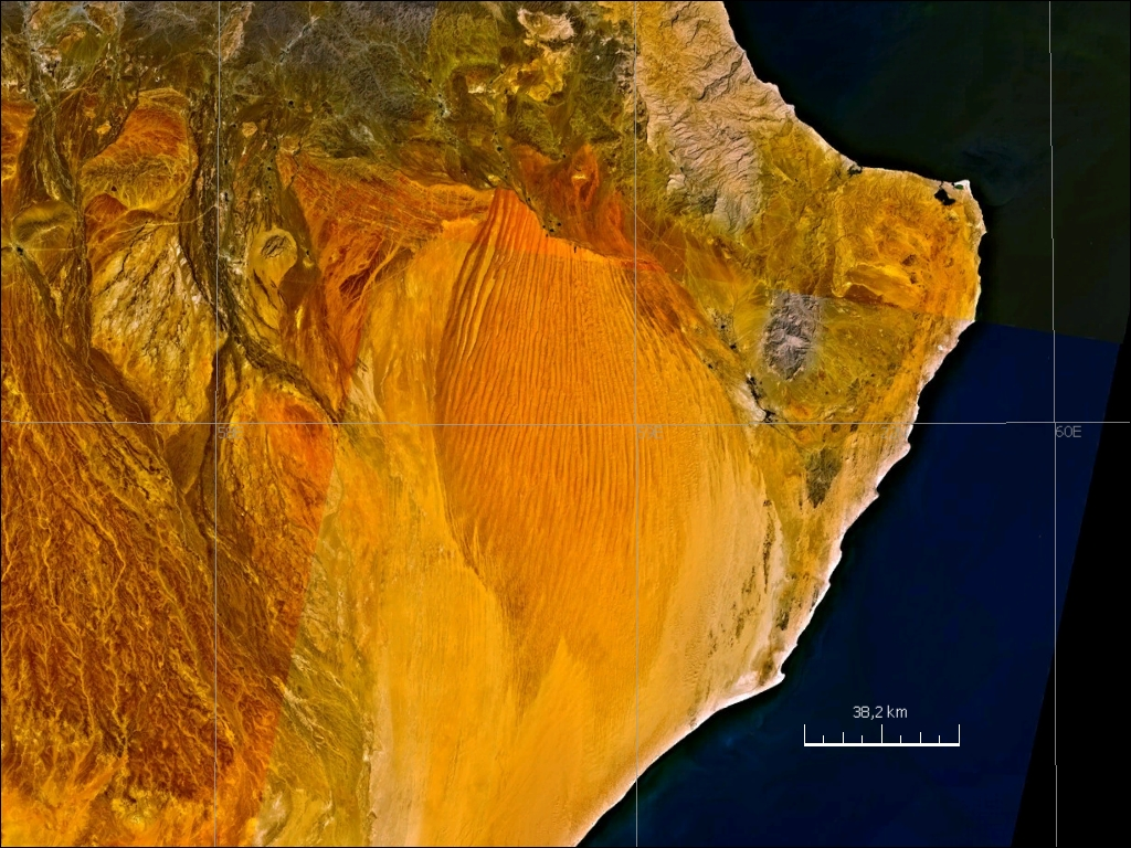 Wahiba Sands Oman  city pictures gallery : NASA Wahiba Sands Wikipedia, the free encyclopedia