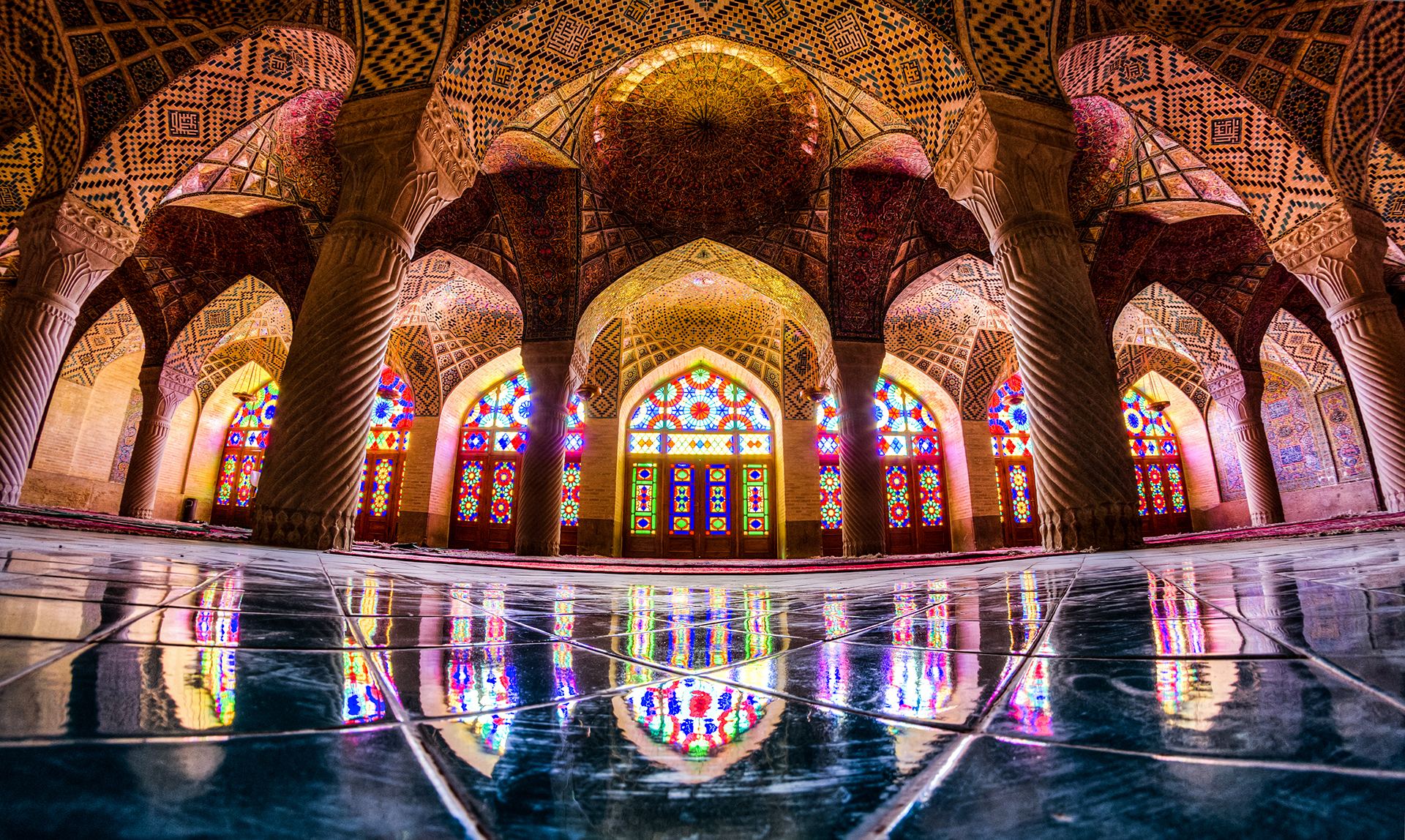 Image result for The Nasir-ol-Molk Mosque