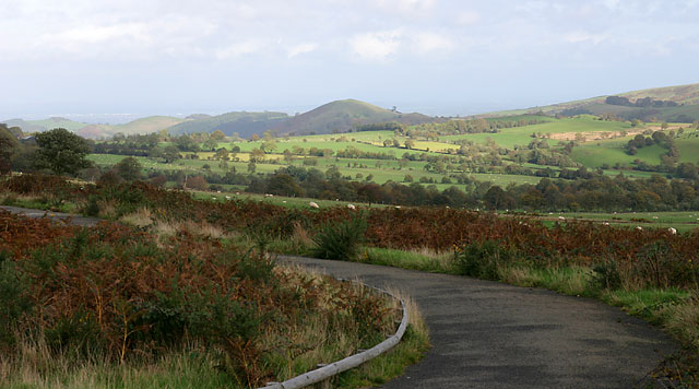 Near the Stiperstones - geograph.org.uk - 271559