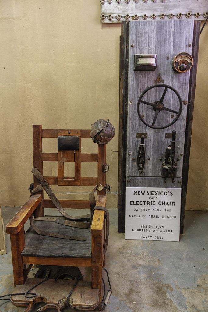 File New Mexico S Only Electric Chair Jpg Wikimedia Commons