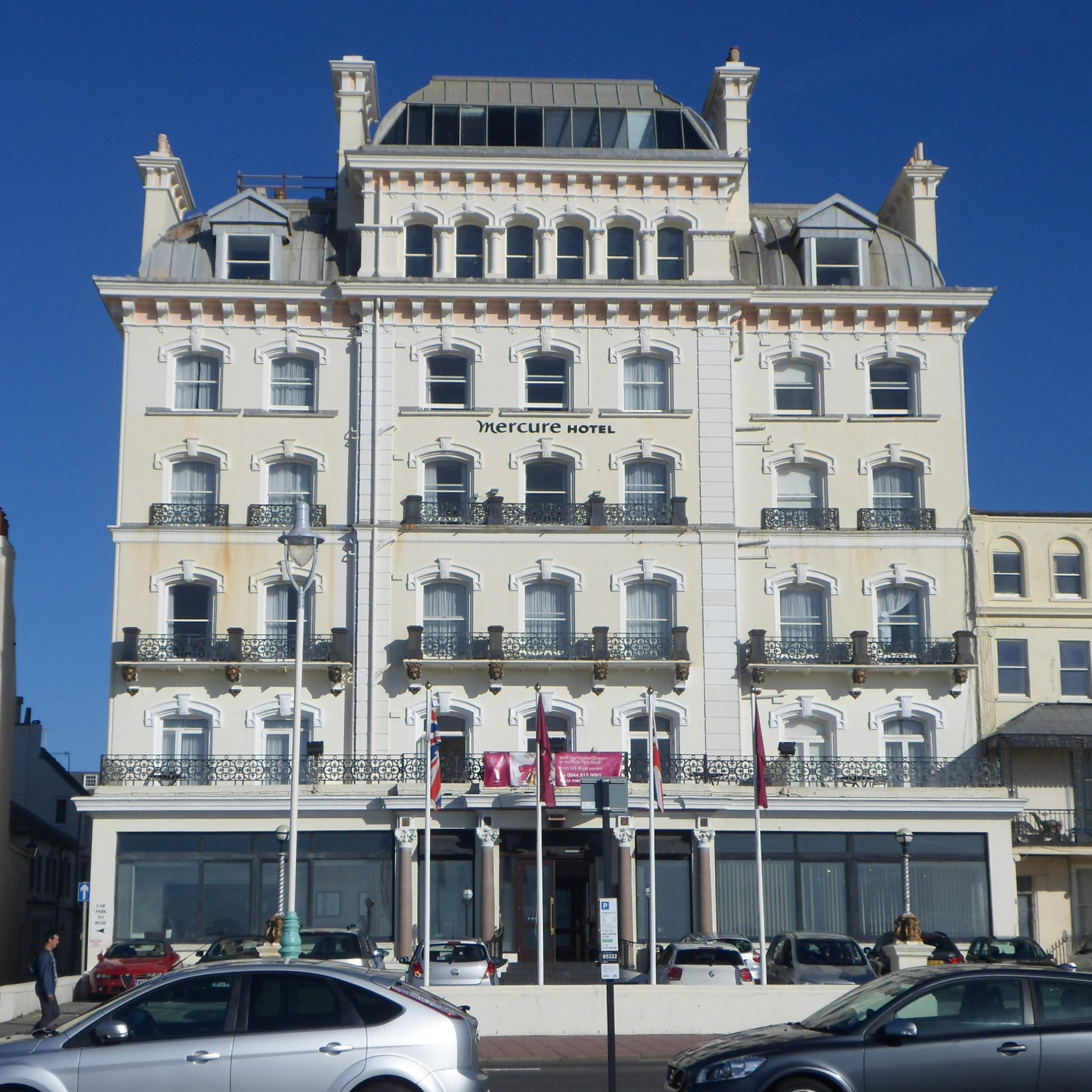 File Norfolk Hotel Mercure Brighton Seafront King 39 S Road Brighton Nhle Code 1381642
