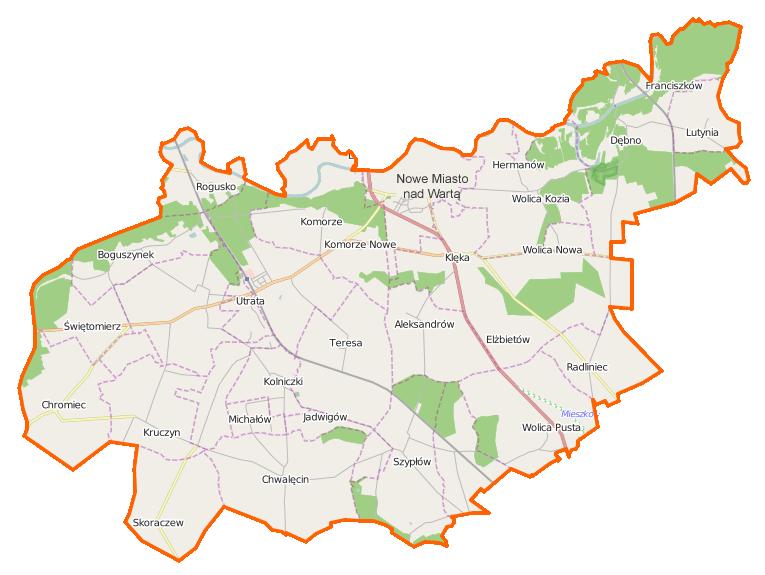 gmina nowe miasto nad wart - BIP Powiat redzki