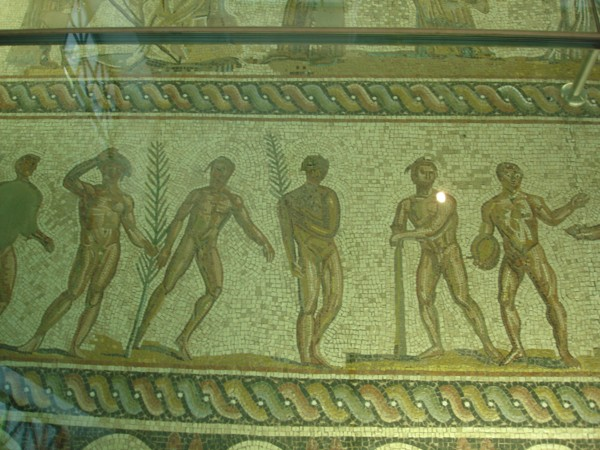 Antike olympische Sieger