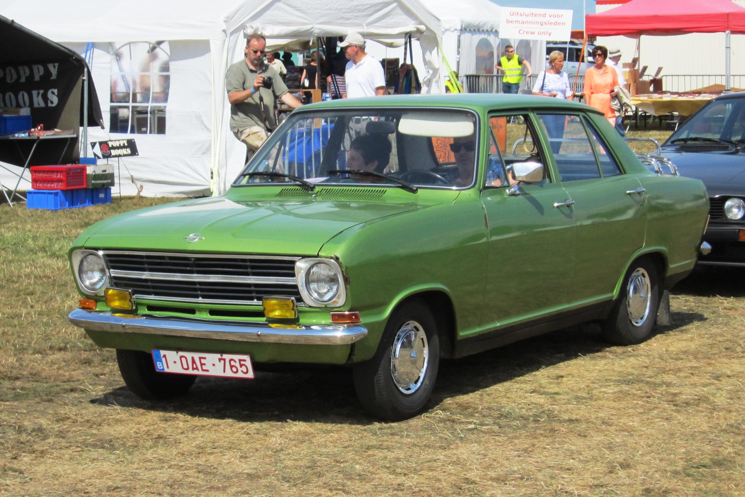 Opel Kadett Wikipedia