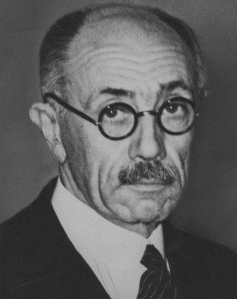 Pál Teleki Portrait-PM