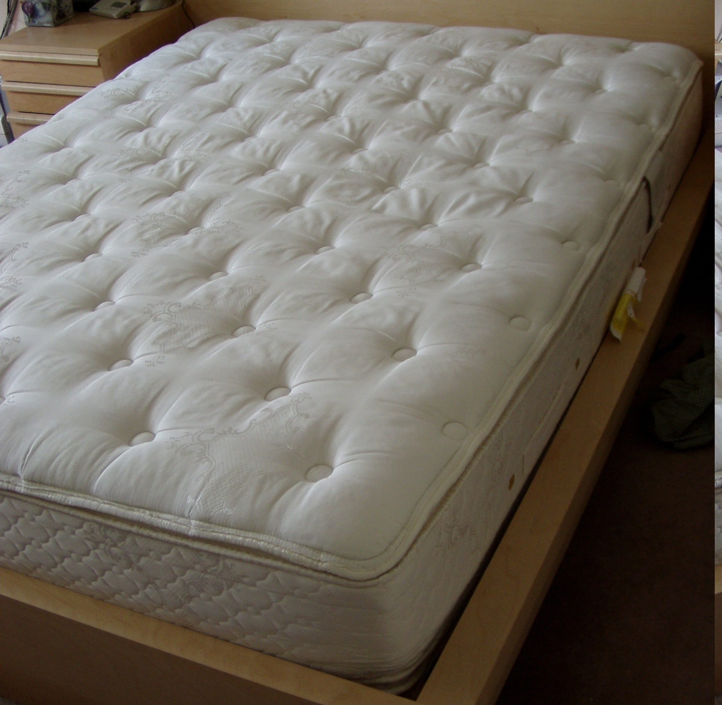 Datei Pillowtop Mattress Jpg Wikipedia