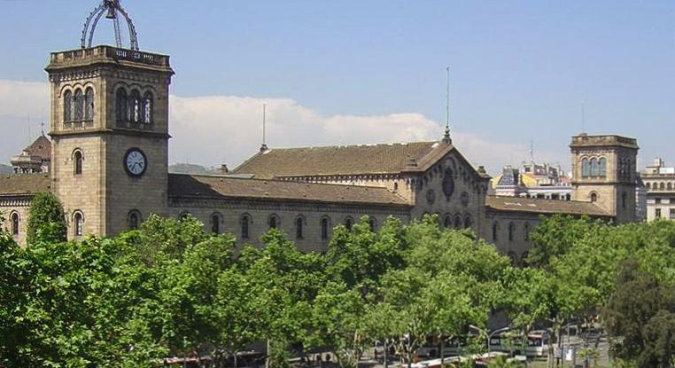 Edifici Històric UB