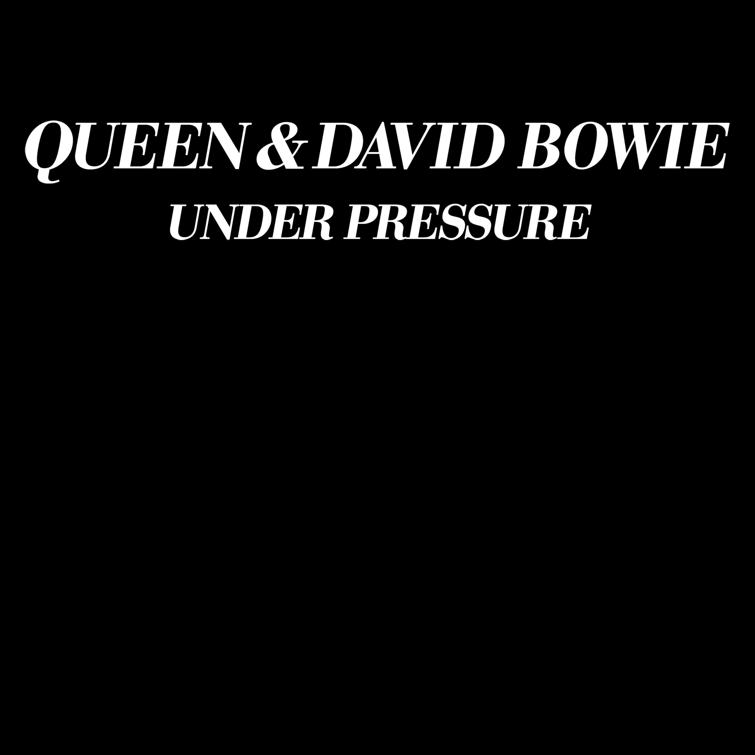 David Bowie & Queen: Under Pressure