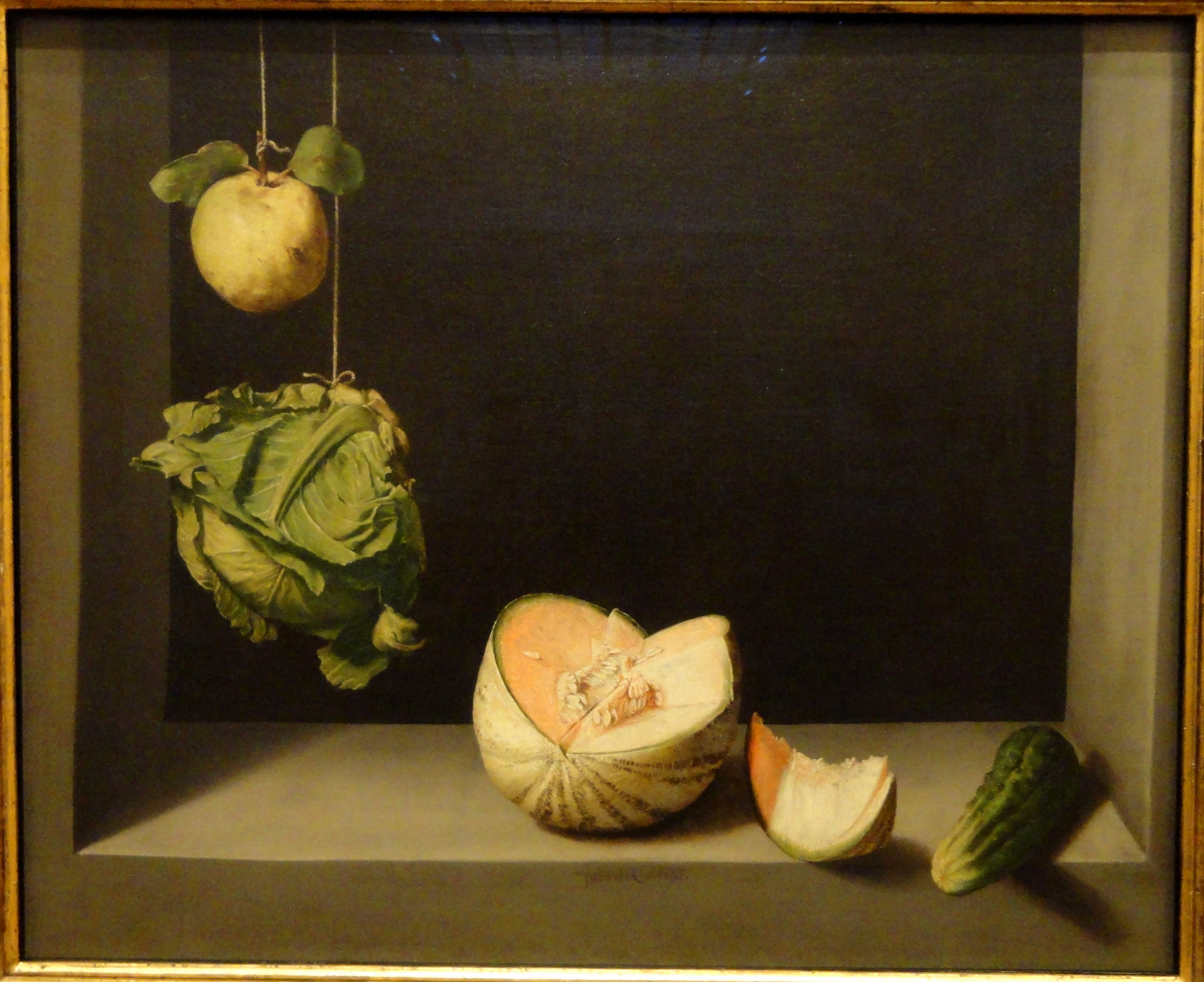 Picture of art: Cotan's Still-life