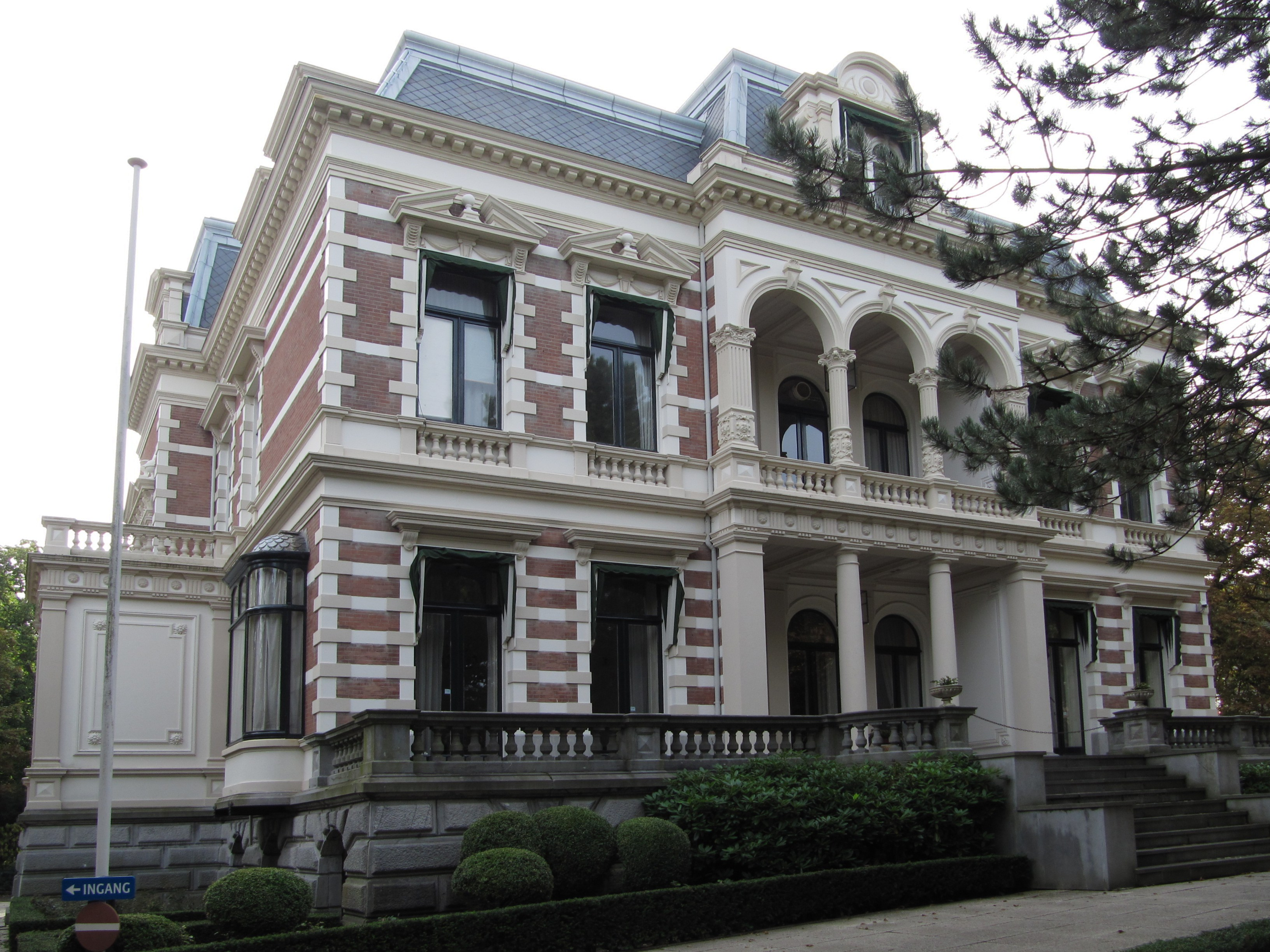 Villa Olanda In S Gravenhage Monument Rijksmonumenten Nl